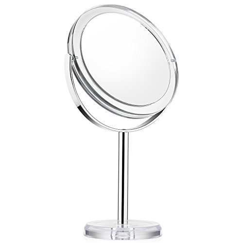 Schminkspiegel Kosmetikspiegel Beautifive Spiegel Kosmetik mit 1x / 7x...