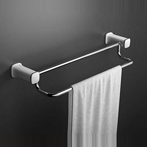Badezimmerzubehör Lagerregal Edelstahl Badezimmer Handtuchhalter frei...