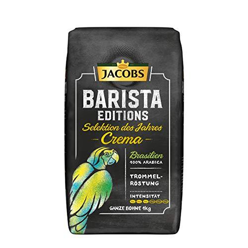 Jacobs Kaffeebohnen Barista Editions Selektion des Jahres (aus Brasilien),...