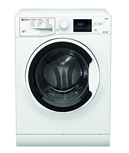 Bauknecht WT 86G4 DE N Waschtrockner / 8/6kg Waschen/Trocknen / Flecken 40° /...