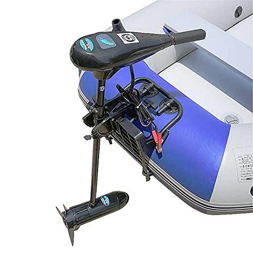 ASYCAN Aufblasbare Elektroboot-Motoren Fischerboot-Motor Außenbordmotor...