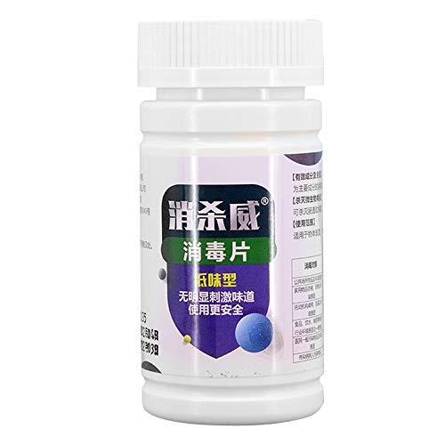 Festnight Regenerationsgetränke, Chlor 84 Sofortdesinfektionsmittel...