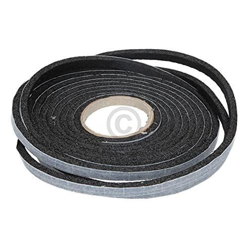 Dichtband kompatibel mit BOSCH 00464374 3,2m 6x4mm zum Einbau Kochfeld in...