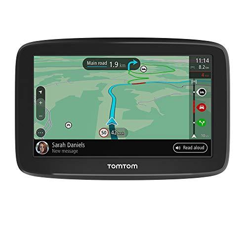 TomTom Navigationsgerät GO Classic (6 Zoll, Stauvermeidung dank TomTom Traffic,...