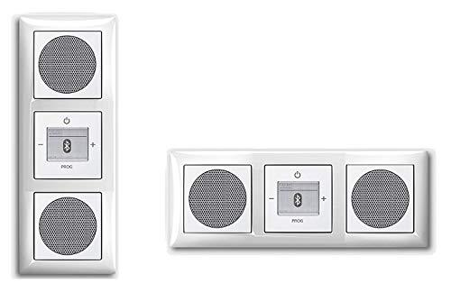 Busch Jäger Unterputz UP Bluetooth Radio 8217 U (8217U) Balance SI (sehr edel)...