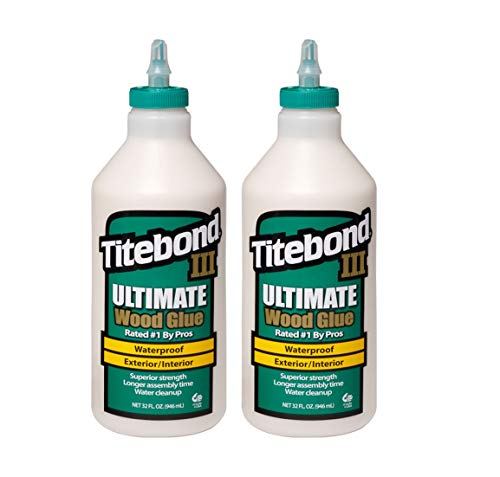 Holzleim Titebond III Ultimate 2 X 946 ml