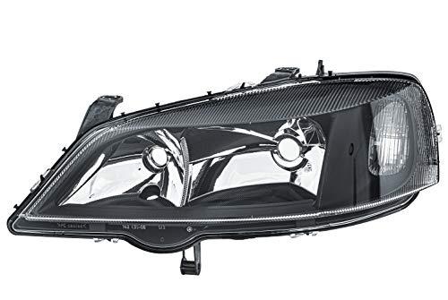 HELLA 1EG 007 640-351 Halogen-Hauptscheinwerfer - links - für u.a. Opel Astra G...