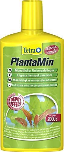 Tetra PlantaMin Universaldünger (flüssiger Eisen-Intensivdünger für...