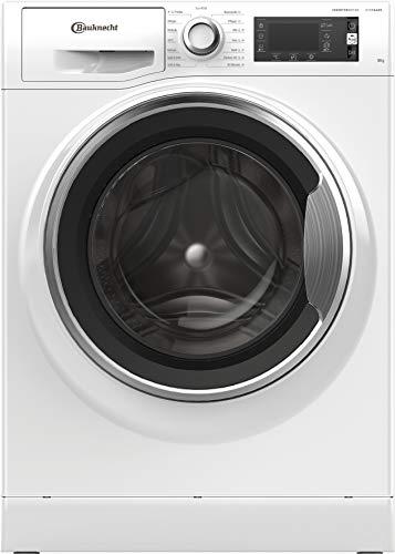 Bauknecht WM Elite 816 C Waschmaschine Frontlader/ 8kg / Active Care Color+ /...