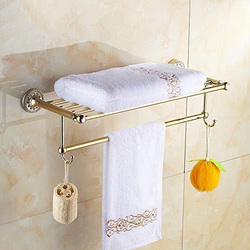 BAIVIT Europäischen Stil Rose Gold Handtuchhalter Wand Montiert Badezimmer...