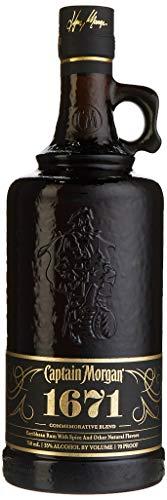 Captain Morgan 1671 Commemorative Blend Limited Edition 2014 Rum (1 x 0.75 l)