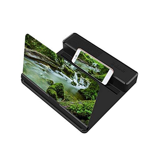12-Zoll-Bildschirm Smartphone-Verstärker Telefon Bildschirm Lupe...