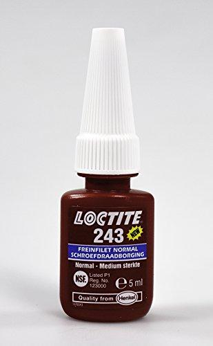 Loctite LT 1831701 Schraubensicherung mittelfest, blau, 5ml