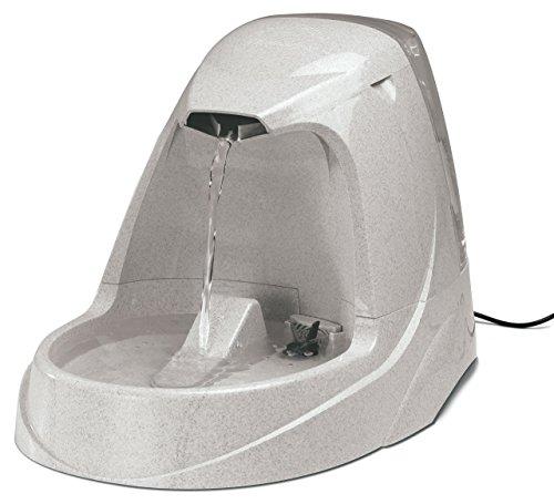 PetSafe D2-EU-45 Trinkbrunnen Platinum, 5 Liter