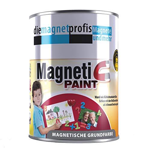 Magnetfarbe, extreme Haftkraft, allergikerfreundliche Wandfarbe für...