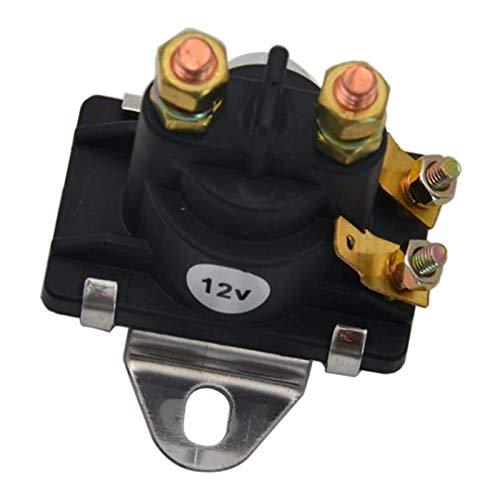 KESOTO Elektrisches Magnetventil für Anlasser Trimm Magnetrelais, geeignet für...