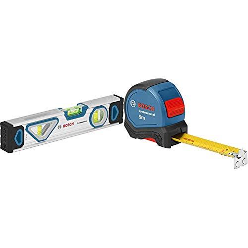 Bosch Professional Wasserwaage 25 cm mit Magnet System (rundum ablesbar,...