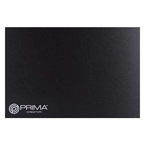 PrimaCreator BlackSheet 230 x 155 mm - 3D-Drucker Aufbau-Oberfläche