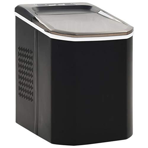 Eiswürfelbereiter Schwarz 1,4 L 15 kg / 24 h