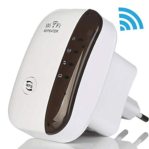 ZYZYX Drahtloser WiFi Repeater, Wireless-LAN Range Extender Router...