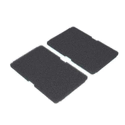 2x Filter für Beko Trockner Wäschetrockner 2964840100 Sockelfilter 240x155mm