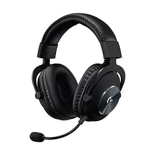 Logitech G PRO X (2. Generation) Gaming-Headset (mit Blue VO!CE, DTS Headphone:X...