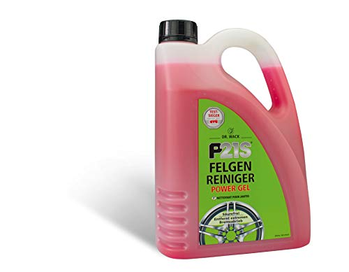 Dr. Wack - P21S Felgen-Reiniger POWER GEL, 2.000 ml (#1265)