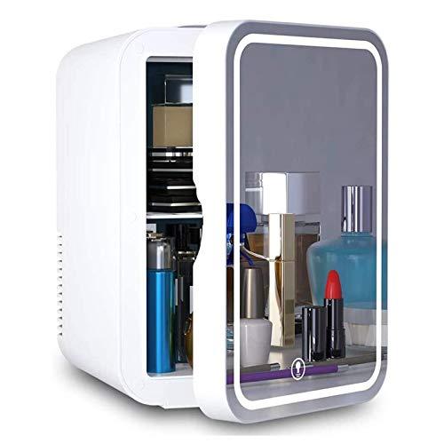 GYMO Kosmetischer Mini-Kühlschrank/Tragbarer Beauty-Kühlschrank, Silent Cooler...