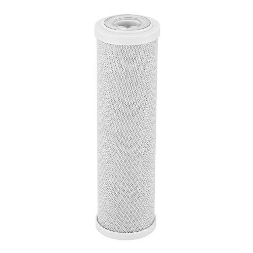 Acouto Wasserfilterpatrone, 10 Zoll Aktivkohle PP Filterpatrone Wasserfilter...