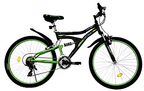 T&Y Trade 24' 24 Zoll MTB Kinderfahrrad Mountainbike Kinder Mädchen Jugend...