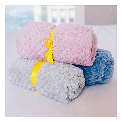 JCCOZ Hundedecke Waschbare Coral Fleece-Decken for Hunde und Katzen (50 * 70 cm)