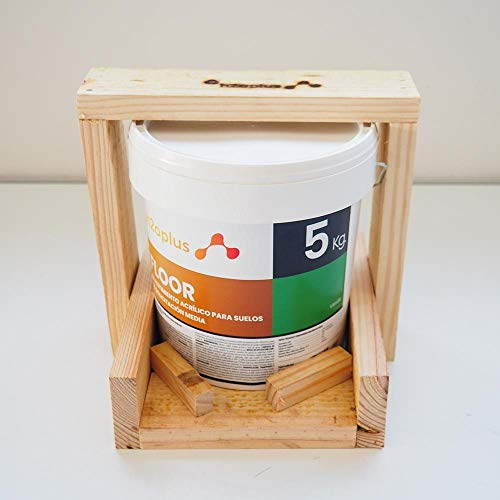Strapazierbare Betonfarbe Bodenfarbe auf Naturbasis für Innen und Außen ·...