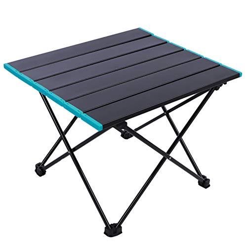 03 Tisch, Klappcampertisch Klappcampingtisch, tragbarer Campingtisch Langlebiger...