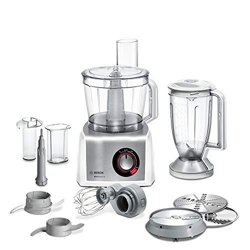 Bosch Kompakt-Küchenmaschine MultiTalent 8 MC812S814, 45 Funktionen,...