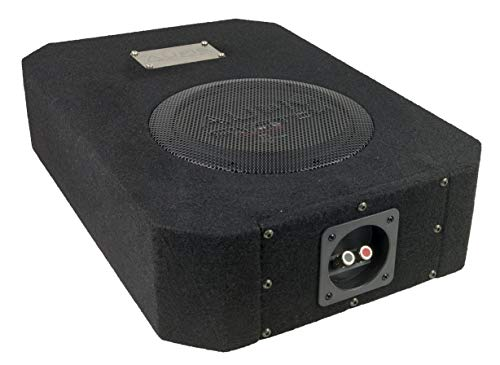 Audio System R 08 Flat DBR Active EVO Subwoofer + Monoamplifier R 08 Flat +...