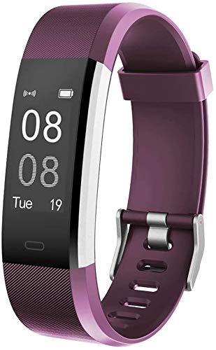 Juboury Fitness Tracker, Smart Bracelet mit Pulsmesser...