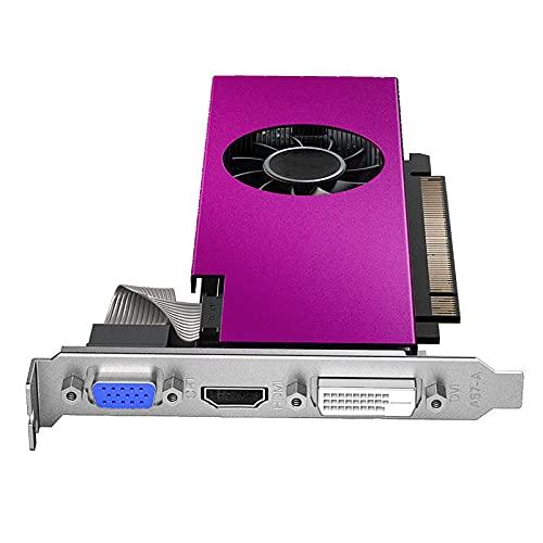 GUANYUA Grafikkarte RX550 4G D5 LP 128Bits...