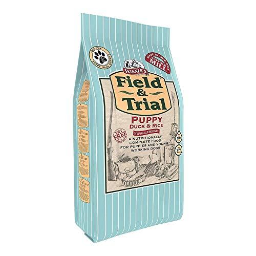 Skinners Field & Trial Welpen Trockenfutter (2,5kg) (Ente & Reis)
