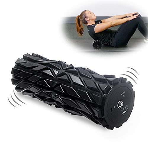 Wolady Elektrisch Schaumstoffrolle Massagerolle Fitness Foam Roller Elektrisch...