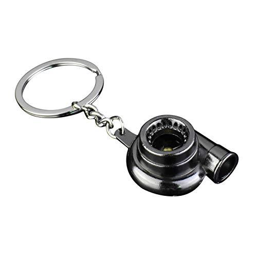 YYZLL Voiture Turbo Porte-clés pièces Auto créatives pendentif Porte-clés...