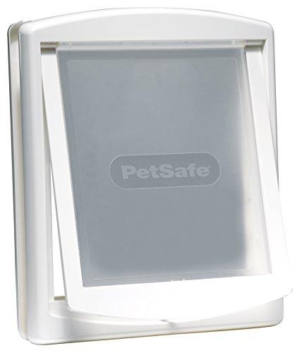 PetSafe Staywell Haustierklappe, sehr große Katzenklappe, große Hundeklappe, 2...