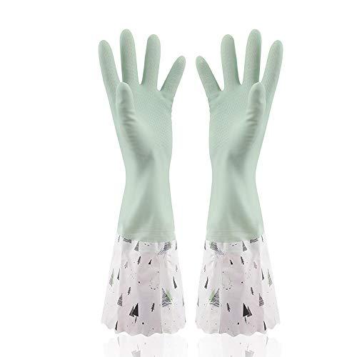 H-OUO Reinigung Handschuhe, Einfache und Handschuhe Leichte Spültechnik,...