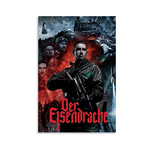 LOPOA Call of Duty Black Ops 3 Zombie Der Eisendrache Leinwand Kunst Poster und...