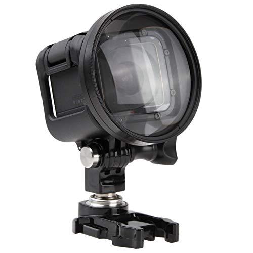 Objektivfilter, 58 mm, 10 x Nahlinse, Makro-Objektivfilter für GoPro HERO5...