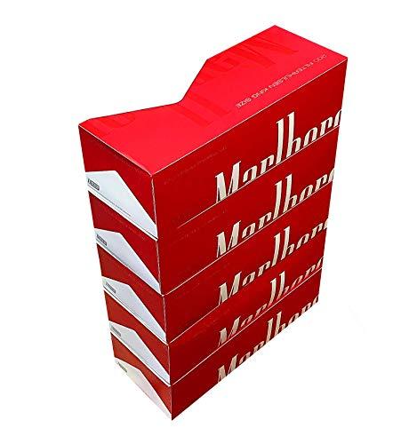 Zigarettenhülsen Marlboro Red King Size 1.000 Stück