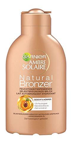 Garnier Ambre Solaire Natural Bronzer Feuchtigkeitsspendende...