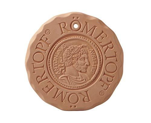 Römertopf heiß-kalter Toni, Keramik, Terrakotta, Ø 19