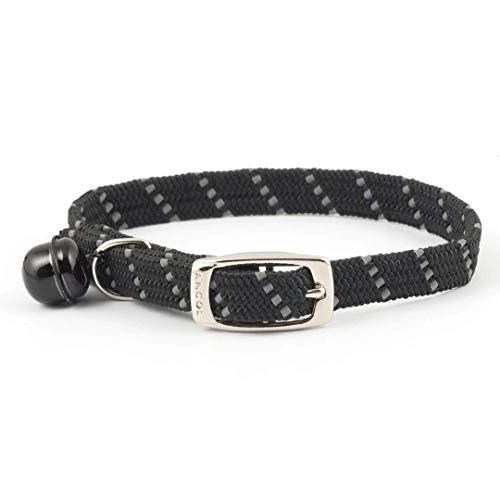 Ancol Elastisches Katzen-Halsband, reflektierend