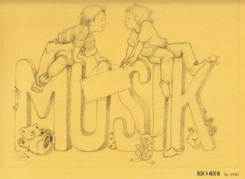 Musikalische Früherziehung: Schülerbuch