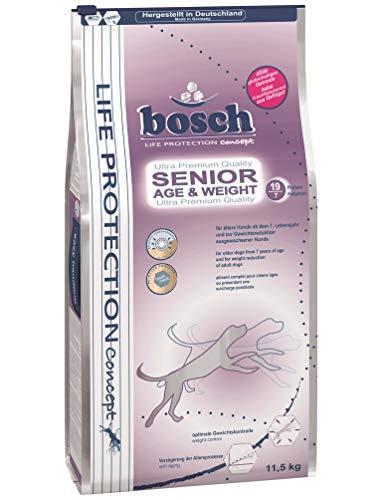 bosch Life Protection Concept Senior Age & Weight   Hundetrockenfutter für...
